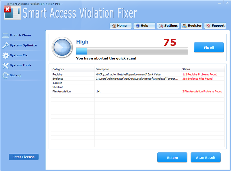 Smart Access Violation Fixer Pro