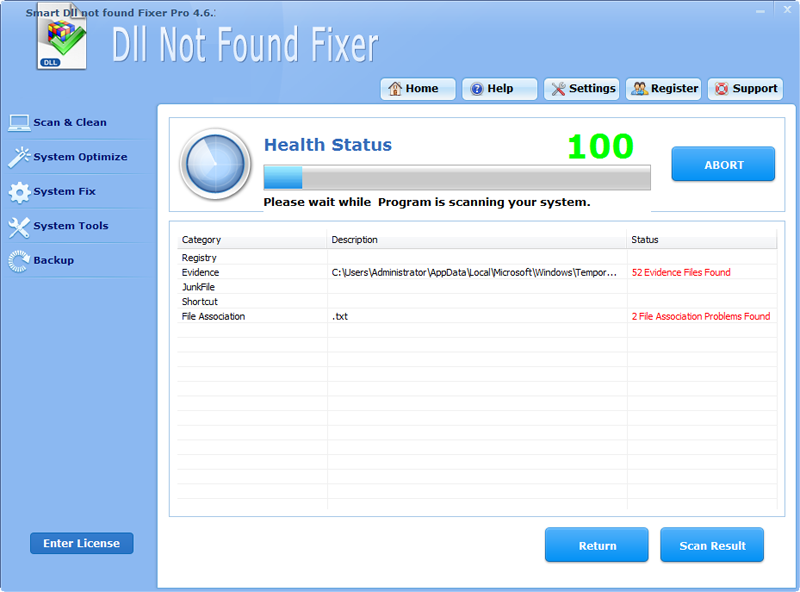 Smart Dll Not Found Fixer Pro