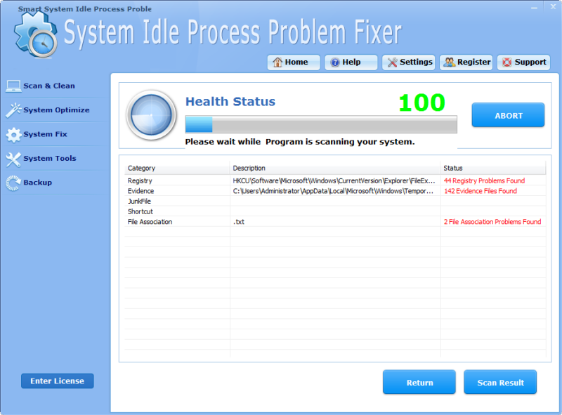 Smart System Idle Process Problem Fixer Pro 4.3.5 full