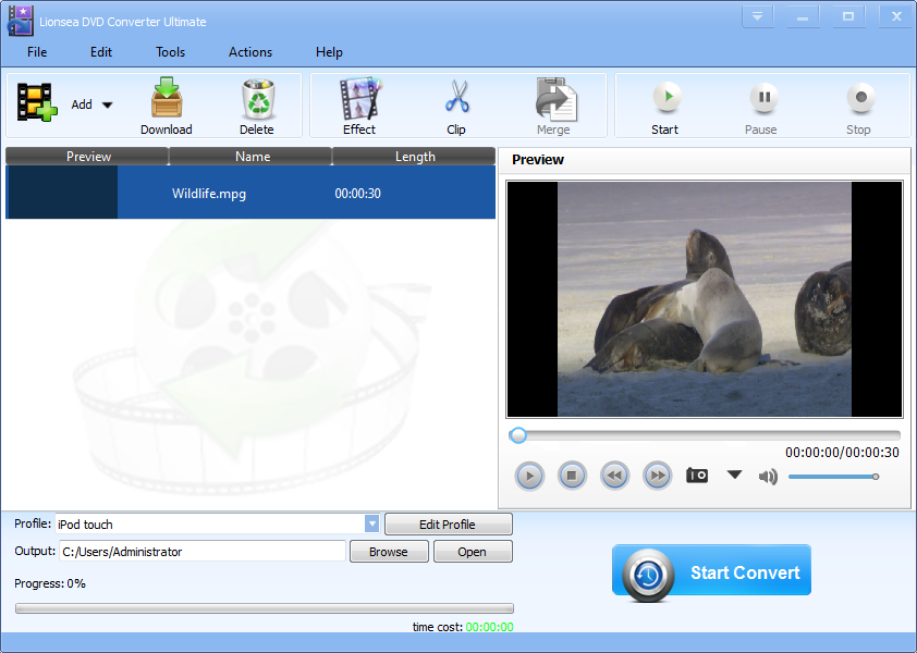 Lionsea DVD Converter Ultimate