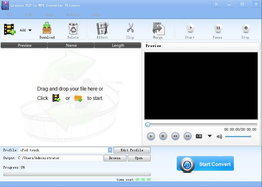 FLV to MP4 Converter is a best seller.