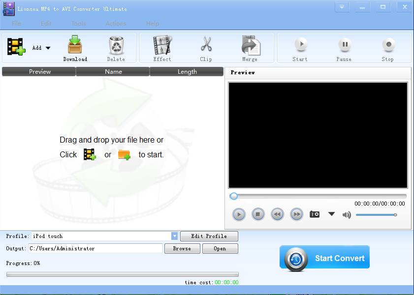 MP4 to AVI Converter is a best seller.