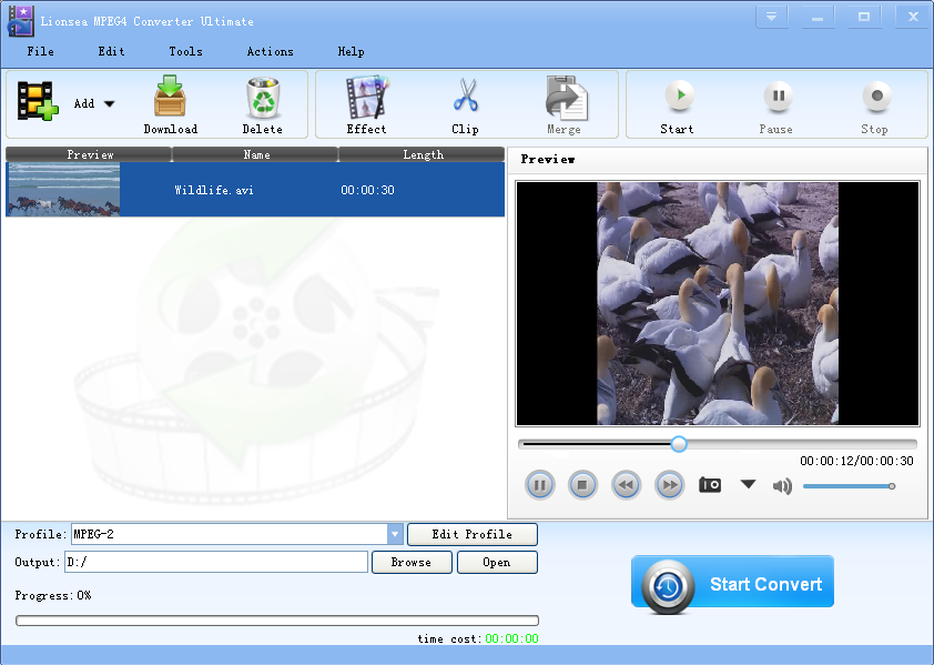 Lionsea MPEG4 Converter Ultimate 4.6.6 full