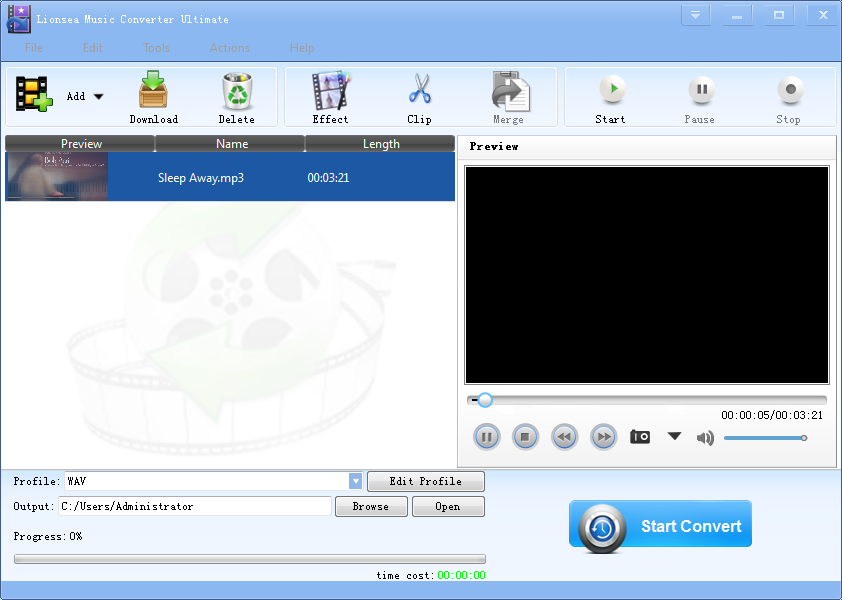 Lionsea Music Converter Ultimate