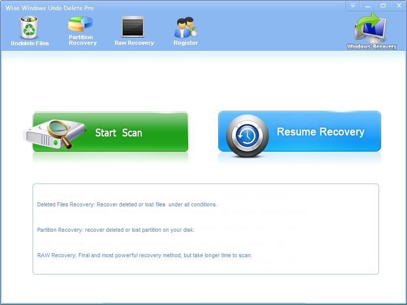 Windows 8 Wise Windows Undo Delete full