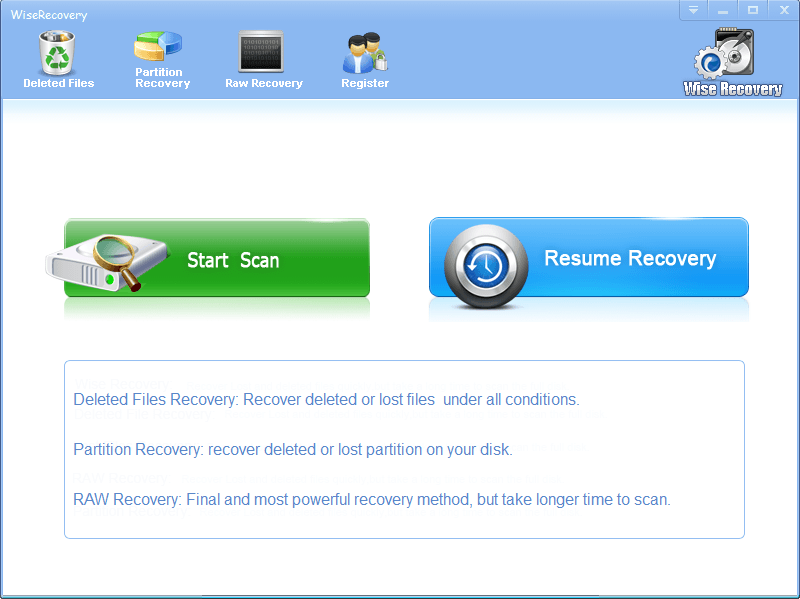 card recovery software with key